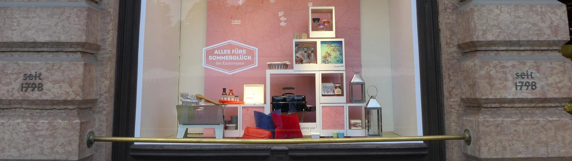 Dekorateur Frankfurt dekorateur in deu akzente retail gmbh